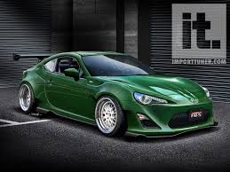 frs scion modified scion fr s project car import tuner magazine