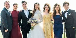 wedding dress cast selena gomez and the wizards of waverly place cast reunite for a