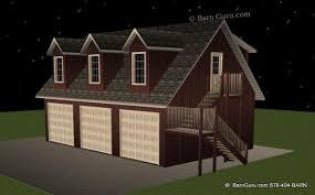 3 car garage with 1 bedroom living quarters barn guru com