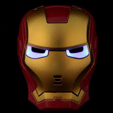 Iron Man Halloween Costume Halloween Costumes Cool Iron Man Mask Led Eyes Alex Nld