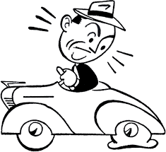 cartoon sports car black and white sports cars clipart free download clip art free clip art on