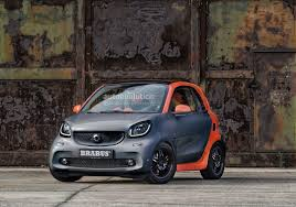 2015 smart fortwo by brabus the details autoevolution