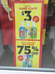 7 ways to save at bath body works semi annual sale passionate