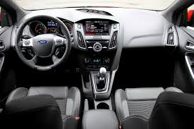 ford land rover interior 2014 ford focus st review digital trends