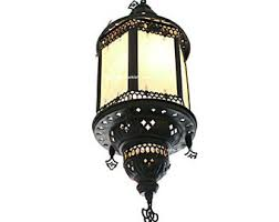 morocco outdoor lamp etsy