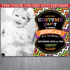 1st Halloween Birthday Party Ideas by Halloween Birthday Invitation First Birthday By Abbyreesedesign