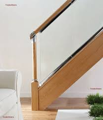 Stair Banister Glass Axxys Clarity Glass Look Balustrade Ideas Staircase Ideas