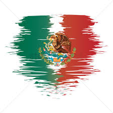 mexico flag background vector image 1582272 stockunlimited