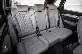 Audi Q5 Inside First Drive Audi Q5 2 0 Tfsi
