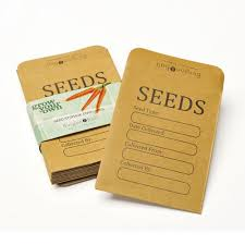 cheap seed packets seed packet organizer seed envelopes gardeners edge