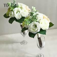 mint green flowers online shop yo cho mint green flowers peony wedding flowers party