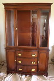 cherry wood china cabinet lightly distressed china cabinet china cabinets china and woods
