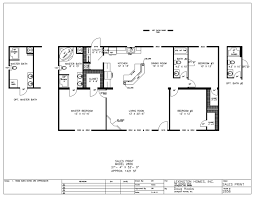 lexington homes double wide floor plans