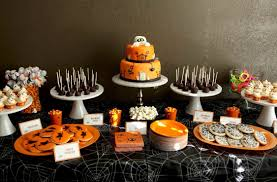 kids halloween party decor