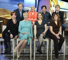 Seeking Series Cast The Cast Of House On The Prairie Reunites On Today Show For