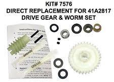 Garage Door Gear Kit by Other Garage Door Equipment Ebay