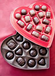chocolates for s day two boxes of s day chocolates stock photo image of