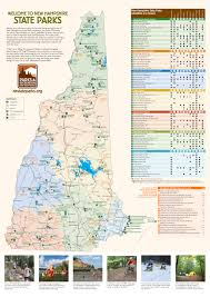 Appalachian Trail Massachusetts Map by State Park And Rail Trail Maps Of New Hampshire Recreation Maps