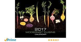 moderniste cuisine modernist cuisine 2017 wall calendar nathan myhrvold