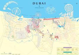 world map city in dubai dubai city map
