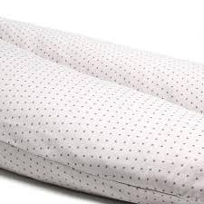 graue sterne maternety cushion