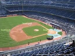 Yankee Stadium Floor Plan Yankee Stadium Grandstand Level 429 Seat Views Seatgeek