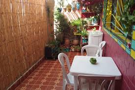 meuble ind駱endant cuisine roches noirs morocco airbnb