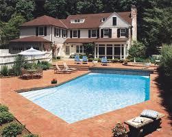 Backyard Pools And Spas by Connecticut Inground Pool Builders Anthony U0026 Sylvan Pools