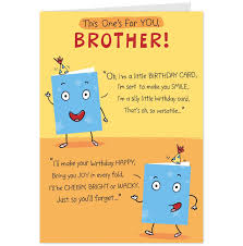 birthday card brother my birthday pinterest funny birthday