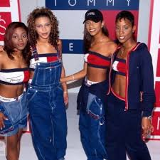 90s hip hop fashion men the 50 most 90s things that have ever happened tina knowles hip