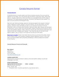 American Resume Example Free Resume Samples For Canada Laidnylon Cf