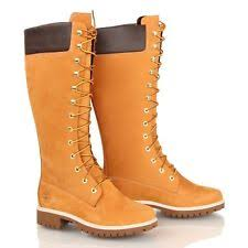 womens timberland boots size 12 timberland s lace up knee high boots ebay