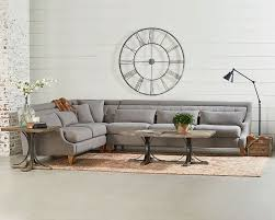 chisel sectional sofa living room magnolia home
