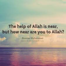 help quotes about the help of allah golfian