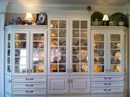 kitchen dish cabinet my custom china cabinet in my kitchen shown is 8 complete sets of