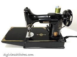 sylvia u0027s stitches my new to me featherweight 221 u0026 resources
