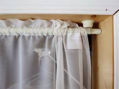 Diy Curtain Room Divider by How To Hang 30 U0027 Of Curtains For 40 Apartment Therapy