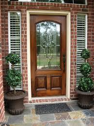Refinish Exterior Door Front Door Appeal Updating Curb Appeal Front Door Refinishing