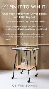 67 best bar cart trend images on pinterest bar carts bar cart