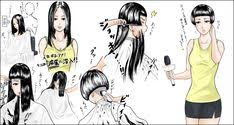 forced haircut stories coupe forcée1 google search cartoon haircut pinterest