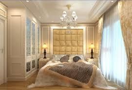 mid century bathroom full size wooden platform bed decor beige