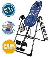 teeter inversion table amazon teeter hang ups ep 560 review the inversion table doctor