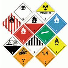 shipping hazardous and non hazardous materials health safety
