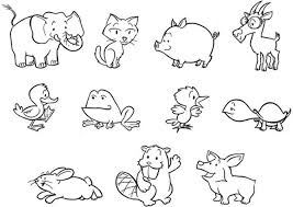 animal printable coloring pages free coloring pages animals