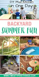 Backyard Play Area Ideas 25 Diy Backyard Play Areas The Will Twentyfive Things