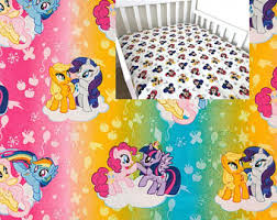 My Little Pony Toddler Bed My Little Pony Crib Etsy
