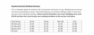 Cost Of Wedding Invitations Wedding Invitations Costs Choice Image Wedding And Party Invitation