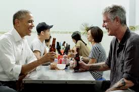 barack obama on anthony bourdain u0027s parts unknown 10 best quotes