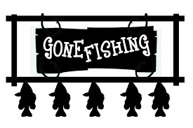 gone fishing cliparts cliparts zone
