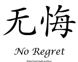 best 25 no regrets tattoo ideas on pinterest life quote tattoos